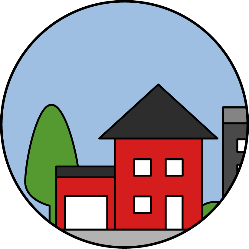 Burlington Rentals Search Icon