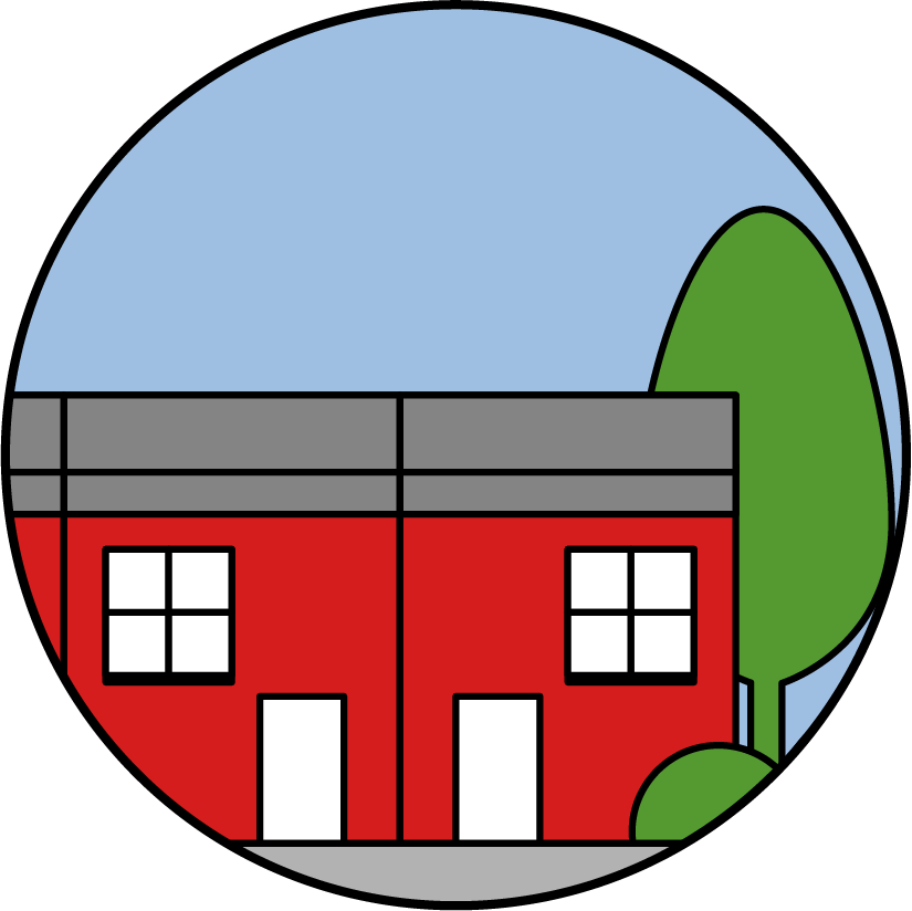 Brampton Rentals Search Icon